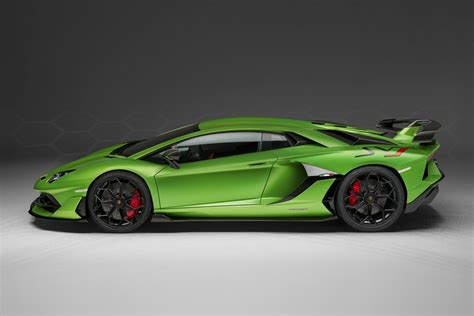 2019 Lamborghini Aventador Svj And Svj 63