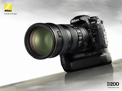 Nikon D200 Technologie Dcran Publicites Fond Wallpapers