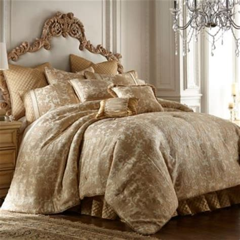 buy gold comforter sets king from bed bath beyond