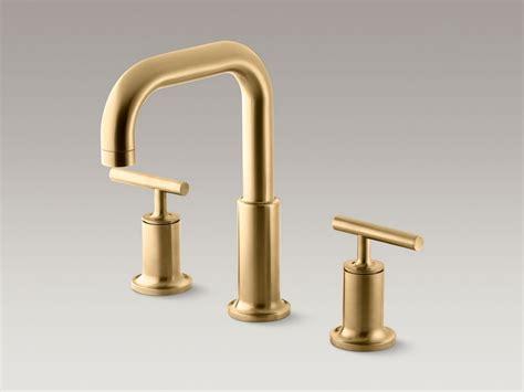 kohler purist single kitchen faucet