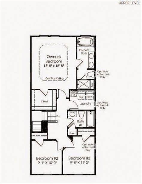 inspirational ryan homes mozart floor plan  home plans design
