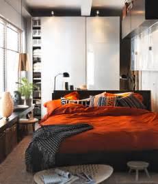 IKEA Small Space Bedroom Design Ideas