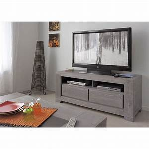 meuble tv haut gris With maison du monde meuble tv 6 meuble tv design bois et metal
