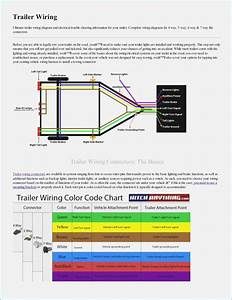 Trailer Plug Wiring Diagram 5 Way  U2013 Dogboi Info