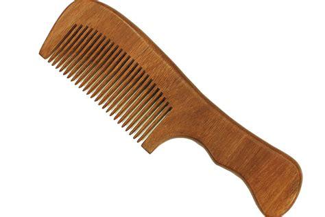wholesale medium tooth red sandalwood beard hair comb