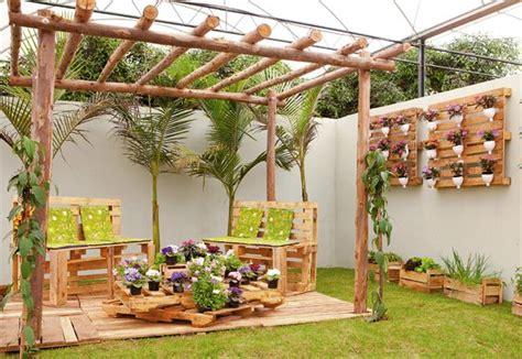pergolas jardines rusticos en  jardines rusticos