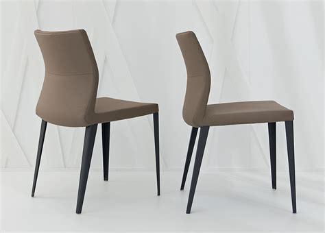 Bonaldo Razor Upholstered Dining Chair