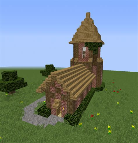 small village church grabcraft  number  source