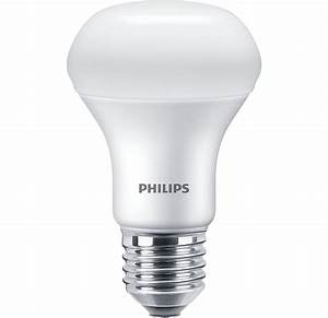 Led Spot 230v : led spot 7w e27 4000k 230v r63 rca essential led philips lighting ~ Watch28wear.com Haus und Dekorationen