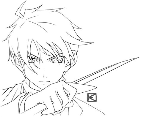 Coloring Anime by Anime Coloring Pages Coloringbay
