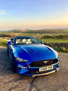 Ford Mustang V8 review: When America's favourite muscle car met the quaint villages of the Peak ...