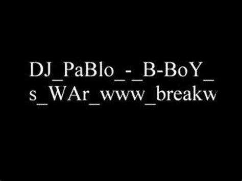 dj pablo breakdance music download