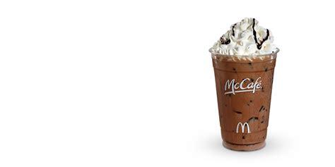 Big macs, mcrib, chicken mcnuggets, mcchicken, mccafé, egg mcmuffin, etc., plus mcdonald's international restaurants and menu items. Iced Coffee - McDonald's®