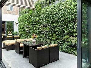 Vertikaler Garten Balkon : think green 15 ideen f r einen vertikalen garten zu hause ~ Frokenaadalensverden.com Haus und Dekorationen