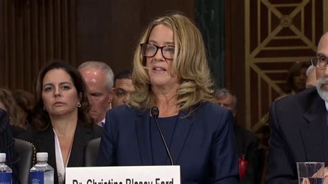 gofundme campaigns  support dr christine blasey ford