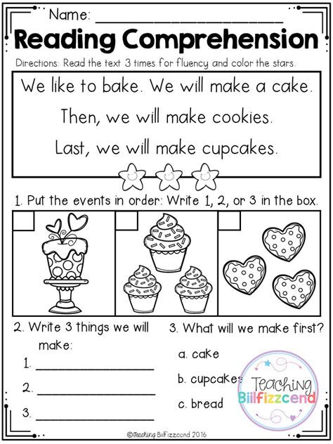 Sequence Worksheets Kindergarten Worksheets For All  Download And Share Worksheets  Free On
