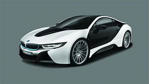 A German tuner has turned the hybrid BMW i8 into a V8