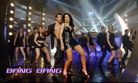 Katrina Kaif Hrithik Roshan Bang Bang Film Song Pic Bang
