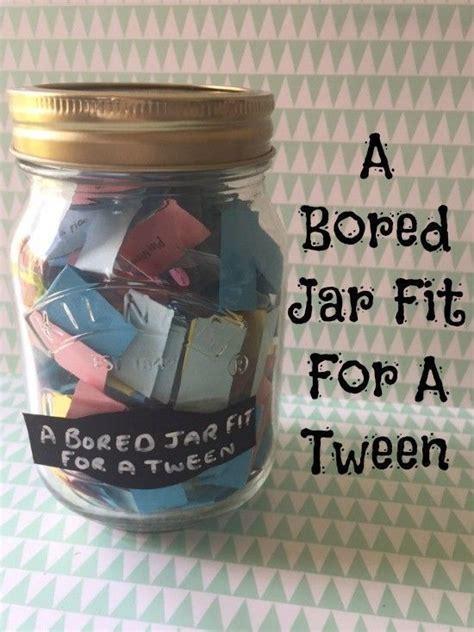 printable  bored jar fit   tween bored jar