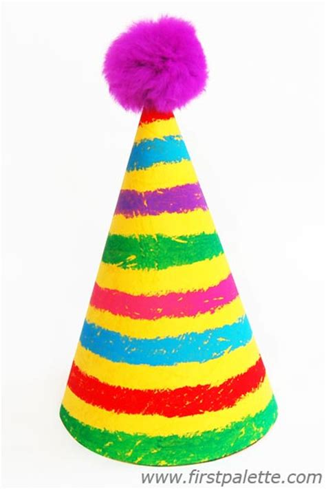 birthday hat birthday hat craft kids 39 crafts firstpalette