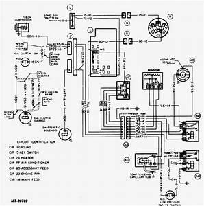 A C Wiring Schematic