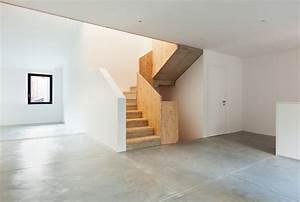 Holzstufen Auf Beton : betontreppe mit holz so verlegen sie den holzbelag ~ Michelbontemps.com Haus und Dekorationen