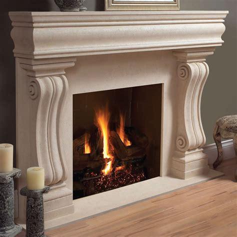 Cast Stones Wood Mantel Fireplace Home Decor Clipgoo