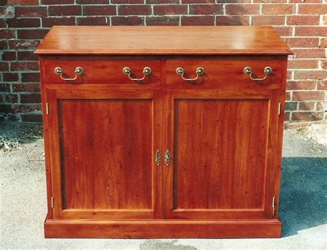 Yew Sideboards by Yew Sideboard With Doors And Drawers Corwell