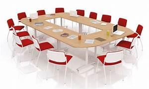 Table 14 Personnes : tables modulables tables rabattables 14 personnes mobilier de bureau entr e principale ~ Teatrodelosmanantiales.com Idées de Décoration