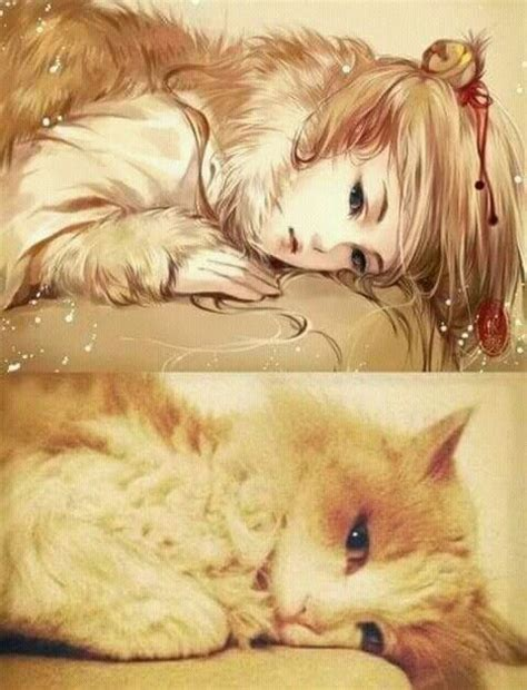 Pin by Sahara Domino Rey Dreyven on NeKoS | Anime, Cat art ...