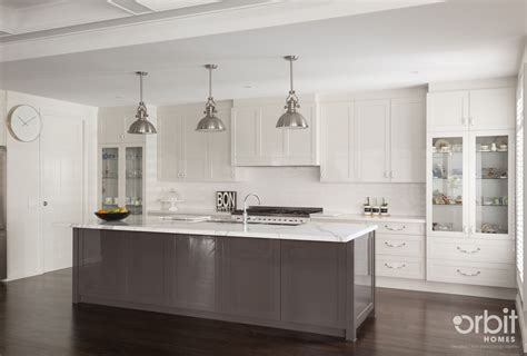 kitchen lights australia htons style kitchen with a chic and modern finish 2221