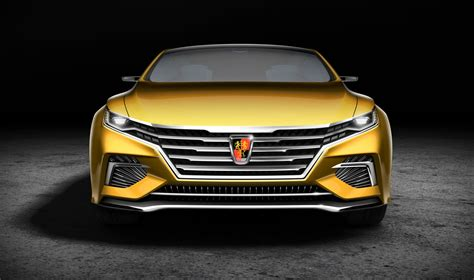 Roewe Vision-R electric concept hints at Chinese brand's ...