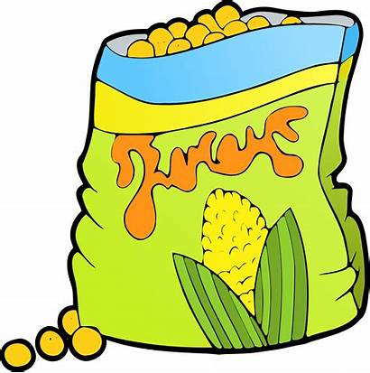 Clipart Snack Corn Vector Junk Pororo Chips