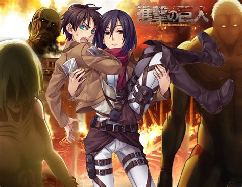 attack on titan anime website 8 fantastic attack on titan wallpapers daily anime