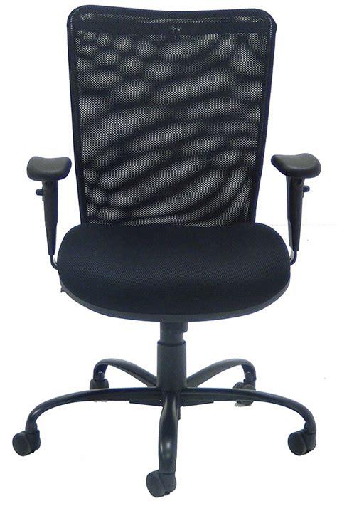 office chair 400 lb weight capacity ergobuilt 24 7 400 lbs capacity mesh chair