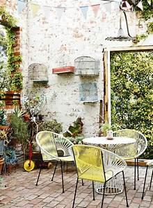 Comment Aménager Une Terrasse Extérieure : 60 photos comment bien am nager sa terrasse ~ Melissatoandfro.com Idées de Décoration