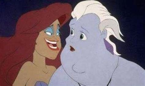 disney characters switched faces  luxury spot