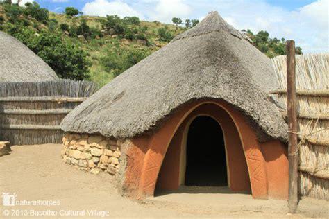 The Basotho Hut, Lesotho, South Africa