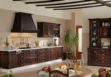 cocinas rusticas modernas hogares