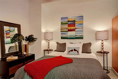 Decorating Ideas For Small One Bedroom Apartment by A Apartment Bedroom Ideas Midcityeast
