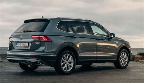 Volkswagen tiguan allspace is a 7 seater suv car available at a price of rs. Volkswagen Tiguan Allspace review