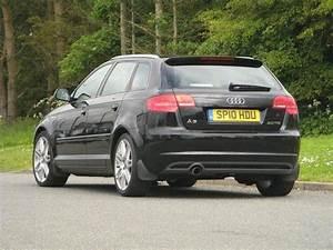 Audi A3 S Line 2010 : used audi a3 2 0 2010 diesel tdi s line hatchback black manual for sale in turrif uk autopazar ~ Gottalentnigeria.com Avis de Voitures