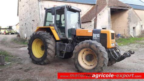 siege tracteur renault renault 160 94 tz occasion tracteur agricole 1996 160 cv