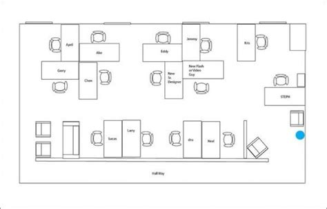 open floor plans house plans 5 highly efficient office layouts layouts