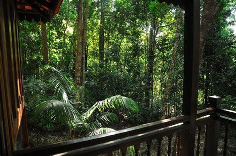 view   balcony   chalet berjaya langkawi