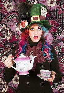 Alice Im Wunderland Kleidung : female mad hatter cosplay costumes crafts ~ Frokenaadalensverden.com Haus und Dekorationen