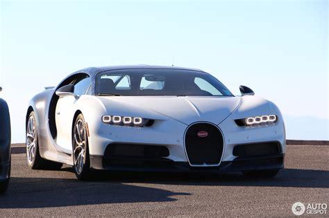 Bugatti Chiron - 31 July 2016 - Autogespot