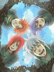 yahiko konan pein jiraiya from #Naruto | Anime Pics ...