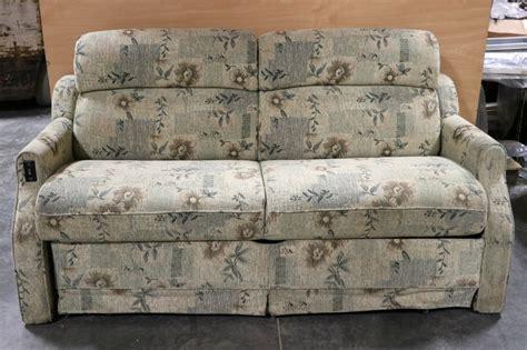 Electric Sleeper Sofa by Rv Furniture Used Electric Cloth Rv Sleeper Sofa Motorhome