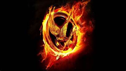 Hunger Games Background Mockingjay Flame Fire